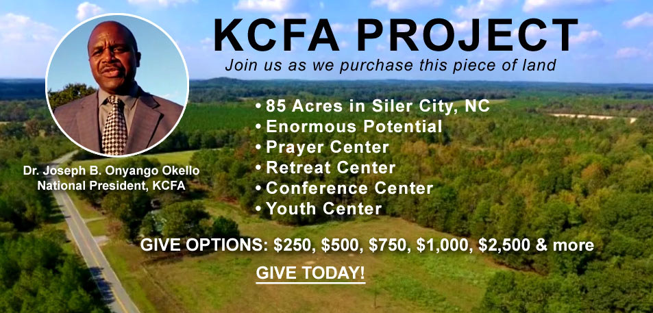 A Home For KCFA