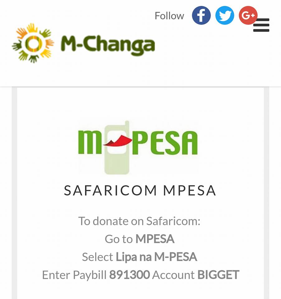Biggett MPESA