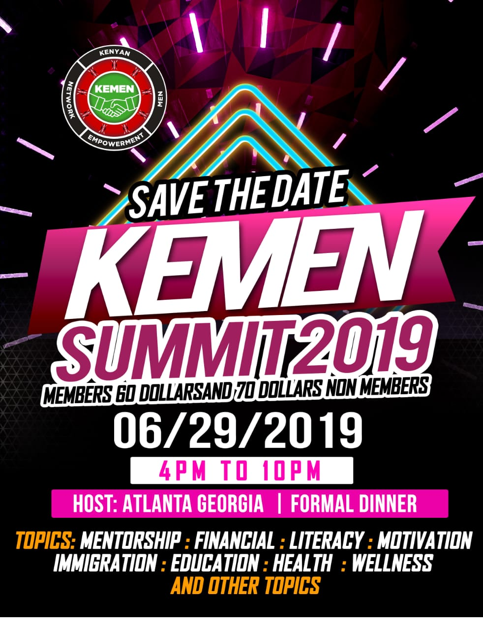 KEMEN 2019 Summit Atlanta