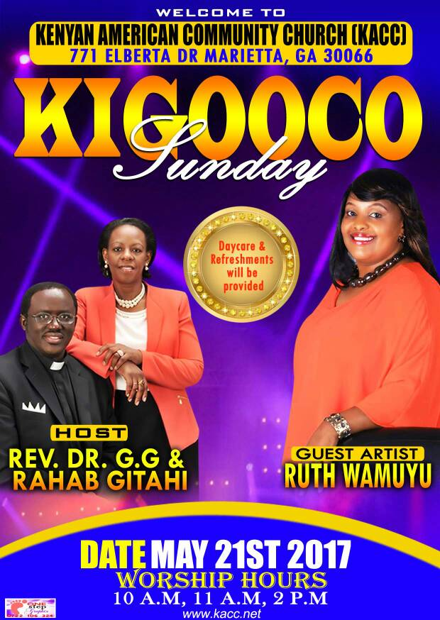 Kigooco Ruth Wamuyu May 2017