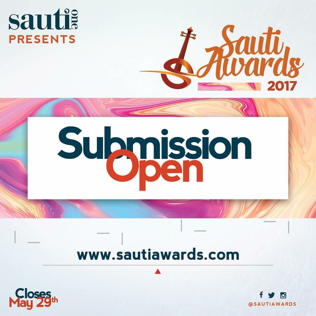 Sauti Awards Submission 2017 MKL